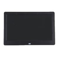 Wholesale 10 inch TFT LCD digital photo frame to MP4 movie player alarm clock