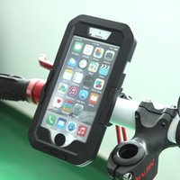 bicycle black cards - Bike Mount Holder iPhone Plus Bicycle WaterProof Pouch Holster Case Black For iPhone case