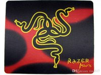 Wholesale NEW SMALL Razer Goliathus gamer d breast Mouse Pad Size mm Games Necessary Gaming Mousepad 0155