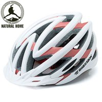 Wholesale NaturalHome Brand Helmet Road Bike Accessories Mountain Bicycle Bike Cycle Helmet Casque Cyclisme Ciclismo Cascos Bicicleta