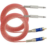 Wholesale 1PC M FLEXIBLE SILICON CLIPCORD RCA05 FOR TATTOO POWER SUPPLY AIR MAIL