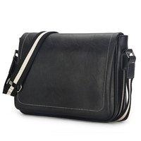 Wholesale HotFashion Men s Business Shoulder Bag Messenger Bag Handbag Made Briefcase Cross Body Bage Computer Bags