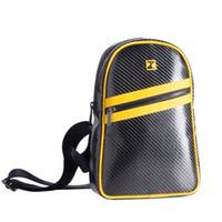 Wholesale New Fashion Men Messenger Bags Carbon fiber Bags Crossbody Sling Single Shoulder Bag Men Handmade Carbon Fiber Bags