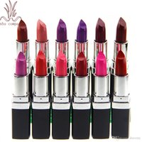 Wholesale Hot Sell Pc Brand Qibest Makeup Long lasting Red Lipstick Colors Waterproof Matte Batom Cosmetic Nutritious Lip Stick q2502
