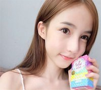 Wholesale Gluta Whitening Soap Rainbow Soap OMO White Mix Fruits Color Alpha Arbutin Anti Dark Spot DHL
