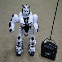 rc control robot - High Quality RC Robot Toy Remote Control Children gifts Remote control deformation of the machine Mini Original RC Smart robot