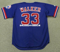 Wholesale LARRY WALKER Montreal Expos Majestic Throwback Baseball Jersey