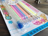 Wholesale YYYYAAAA colors box Fluorescent pen Highlighter Marker pen Candy Color Office School supplies