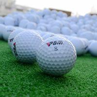 Wholesale Golf Game Ball Three Layers High Grade Golf Ball Direct Manufacturer Promotion Golf Balls
