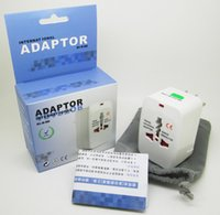 Wholesale Cheap High Quality Plug Adapter Universal EU US UK AU Travel AC Power Adaptor Plug