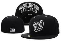 Wholesale Spot Hot Selling Washington Nationals baseball hat sports hat Team size7