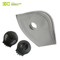 Wholesale BASECAMP Cycling Masks Lining Cotton Filter Cartridge Dust Bicycle Masks Filters Intake Calves Suitable For Basecamp Masks