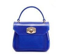 Wholesale Fashion Designer New Vintage Candy bags Women Shoulder Bag Jelly colora Handbags candy Mini Bag Summer PVC bags