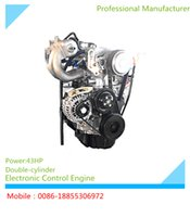 automobile engine manufacturers - 2 cylinder engine Vertical gasoline engine CC displacement Suitable for automobile and motorcycle producted by professional manufacturer