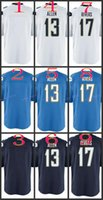 allen boy - Youth NIK Game Football Stitched Chargers Blank Allen Rivers Light Blue White Dark Blue Jerseys Mix Order