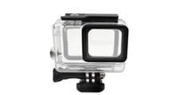 Wholesale Gopro accessopries m Underwater Diving Waterproof Case Shell Cover Housing Skeleton frame for Gopro hero
