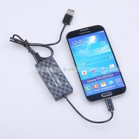 Cheap Wholesale-Combo Micro USB OTG Hub + Card Reader Data Charger Cable for Computer for Samsung Galaxy S3 4 5 etc