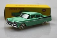 american sedan - 191 Dinky toys Dodge Royal Sedan alloy car models classic cars American Muscle Car