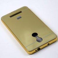 acrylic card case - Gold Plating Aluminum bumper Case For Samsung j5 Acrylic Mirror PC Back Cover Luxury Aluminum case