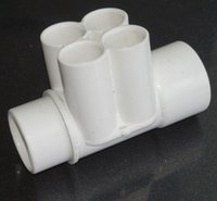 Wholesale 1 quot x quot Port Spa Hot Tub PVC Plumbing Manifold