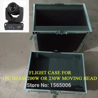 Wholesale flight case for Beam w or w moving head light sharpy r movinghead stage equipment show equipment standing