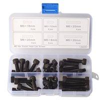 Wholesale Hex Socket Cap Screw M6 Qty Assortment Kit M6 to M6 mm Size Carbon Steel