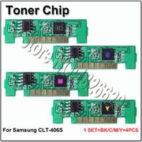 laser printer toner cartridge - For samsung CLT CLT s CLP360 CLP365 toner cartridge chip bk c m y for CLP W W CLX W FN laser printer part