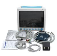 Wholesale CMS8000 ICU Multi parameter Veterinary Patient Monitor NIBP SPO2 PR ECG Resp Temp y Warranty with CE FDA Approved