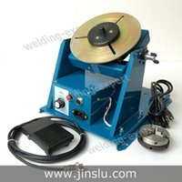 Wholesale High quality Welding turntable welding positioner BY with K01 chucks and a foot switch foot peldal
