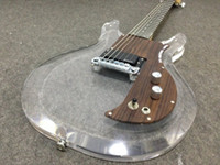 Wholesale Dan Armstrong Ampeg Rare guitar New style acrylic body electric guitar