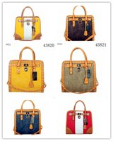american candy pack - European and American fashionTwo pack Sweet Blend Candy Color New Fashion Women Leather Handbags Shoulder Bag Main Bolsos Mujer bag