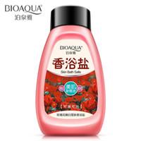 bath salt scrub - roses detox decompression skin care bath salts body scrub massage salt soap whitening scrub for the body cleansers for the body