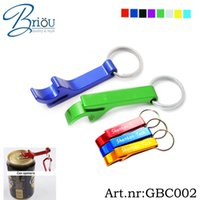 aluminum siding colors - Aluminum alloy beer ring for bottle best pormotion gift for bar and home mix colors customer logo on side whosesale bottle open
