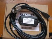 Wholesale PLC024 USB CIF02 USB CIF02 For Omron PLC CPM1 CPM1A CQM CPM2A C200HS C200HX HG HE SRM