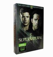supernatural dvd - Free Ship Supernatural Season New Sealed DVD Hot Selling