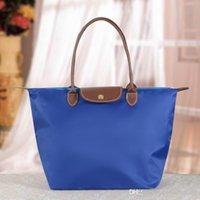 Wholesale 2015 new fashion handbags leather handbag portable folding shoulder dress women travel waterproof dumplings