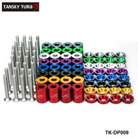 Wholesale Tansky Racing quot BILLET HOOD VENT SPACER RISER KITS FOR ALL TURBO ENGINE MOTOR SWAP MM TK DP009