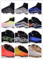 Wholesale 2016 Men s Mercurial Superfly WHAT THE MERCURIAL Camo Pack Soccer Boots CR7 Cleats Laser Men shoeSze