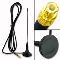 Cheap 5dBi Freeview DVB-T Digital Booster Antenna MCX For TV HDTV MCX Male Connector EL0342