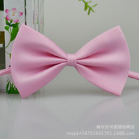 Wholesale Dog Neck Tie Dog Bow Tie Cat Tie Pet Grooming Supplies Pet Headdress Flower ZD048