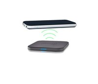 Wholesale flashlight with The world frist slim mAh wireless charging power bank with Qi input and output for all smart phone