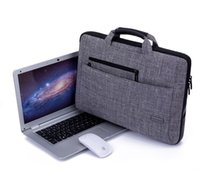 Wholesale Ipad Case inch laptop bag handbag shoulder bag protective case pouch cover for macbook pro air reina hp sony