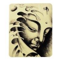 Wholesale 5 Pic Hot Sell New Tattoo Practice Skin Buddha Human For Needle Machine Supply