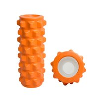 accupoint foam roller - Fitness Supplies Deep Tissue Massage and Releasing Trigger Points Foam Muscle Roller Yoga Training Crossfit Foam Roller Accupoint Roller