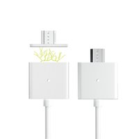 Wholesale Premium Magnetic Micro USB Quick Charging Cable with LED Status Display for Samsung HTC Motorola Xiaomi Huawei