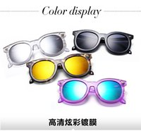 adult definition - 2016 New Hot Fashion And Leisure Arrow Circular Definition Bright Plated Cat Eye Sunglasses Women L
