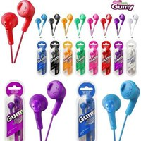 boost phones - Gummy HA F160 Bass Boost DJ Sports Headset For iPhone Plus Samsung Galaxy S6 S5 In Ear Color Portable Headphone With Package