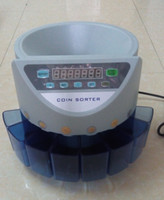 Wholesale One unit Brazil Electronic coin counter Brazil coin sorter