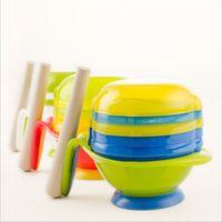 baby juice maker - 8Pcs Set Baby Food Mills Kit Food Grinding Bowl With Rod Baby Vegetable Juice Handmade Maker For Kid
