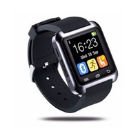 android spin - 2016 Bluetooth u80 Watch MTK smartwatchs sport for crystal S4 Note Note3 Kits spin for Android Phone for adults